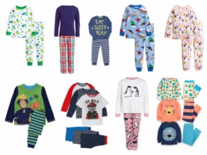 Bright and fun pyjamas designs