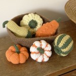 Little Conkers Hand-crocheted Gourds