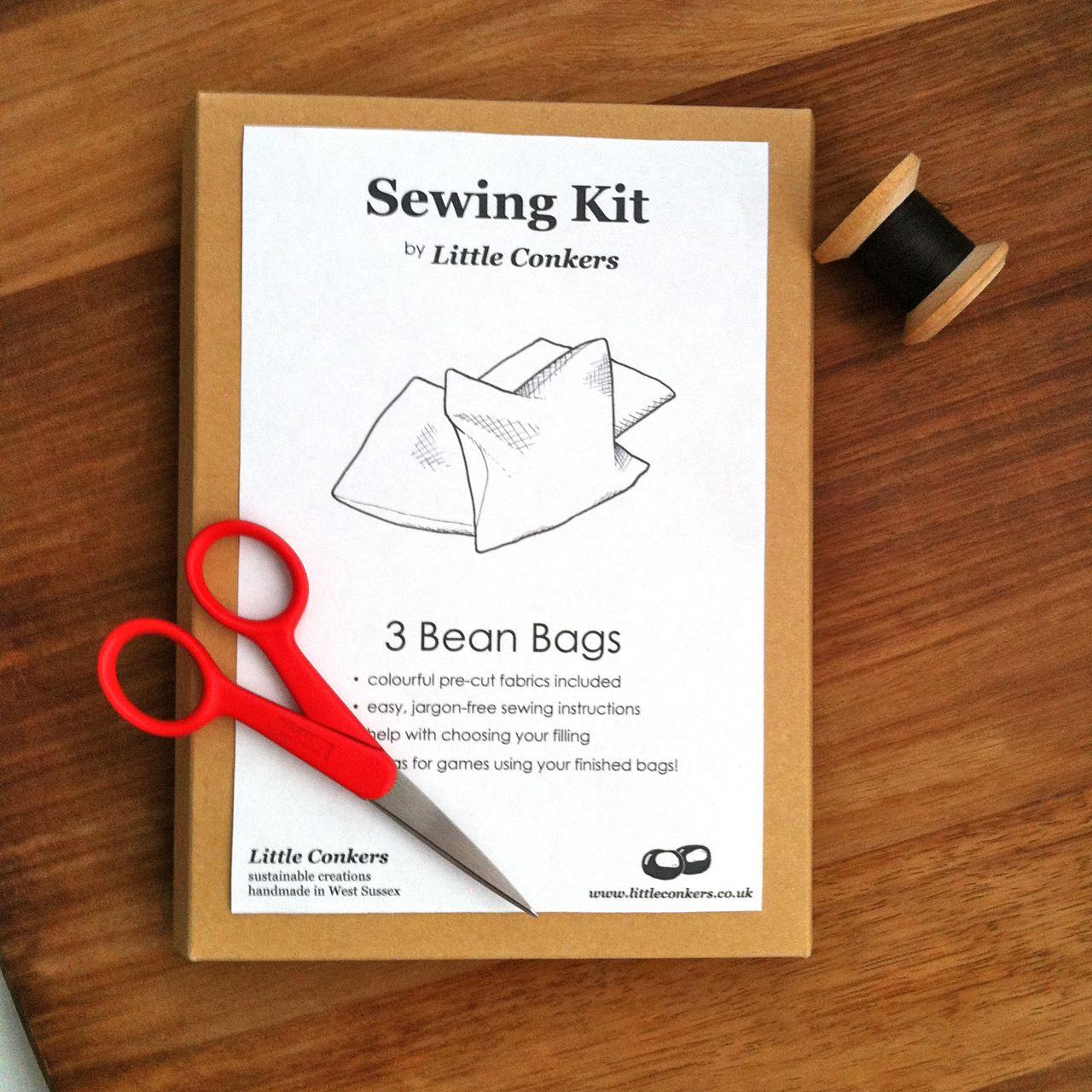 Bean Bag Sewing Kit