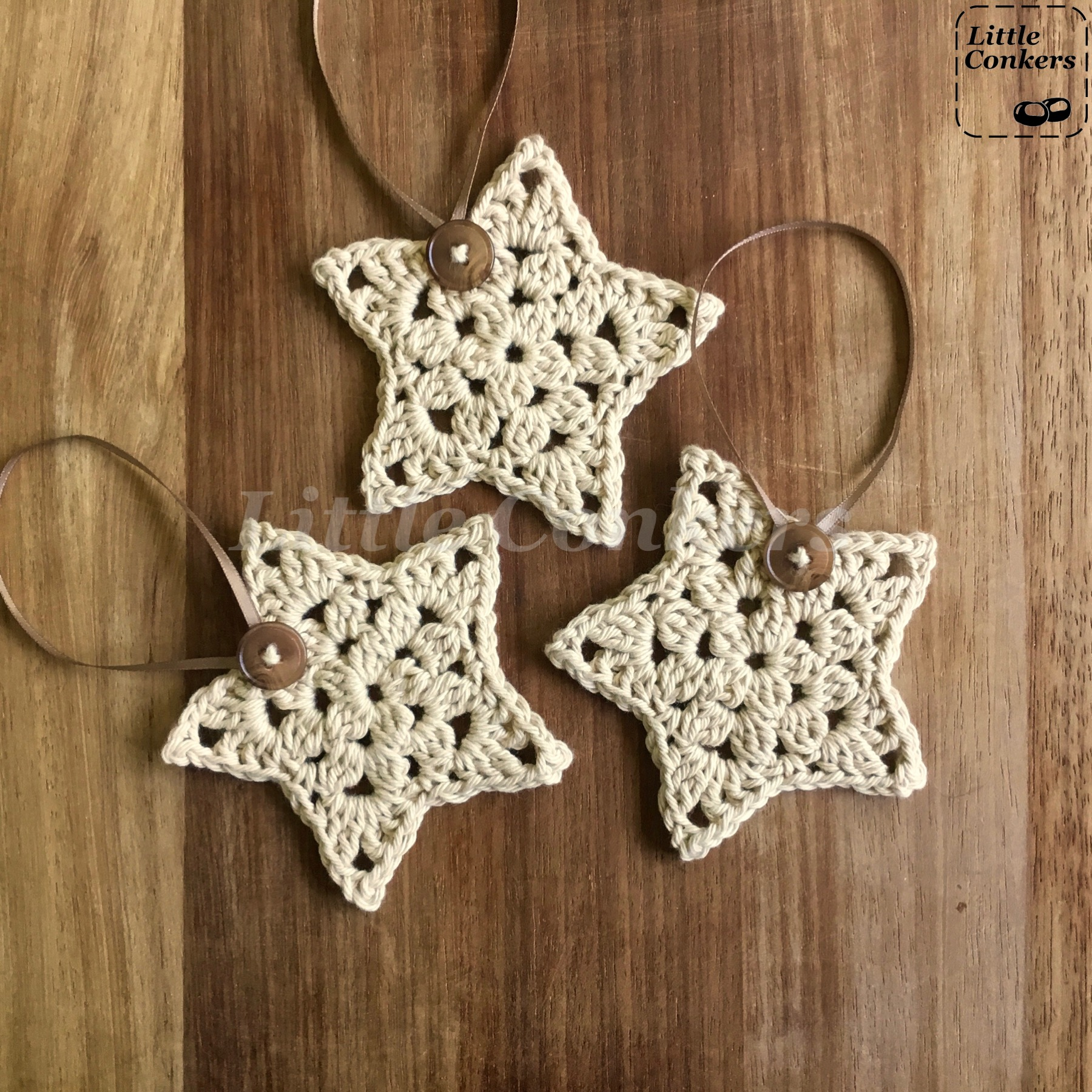 Hanging Star Ornaments