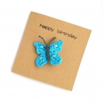 Butterfly Brooch Card