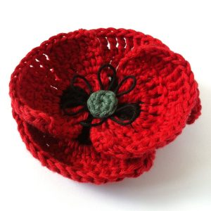 Poppy Crochet Pattern