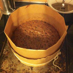 Twelfth Cake cooling