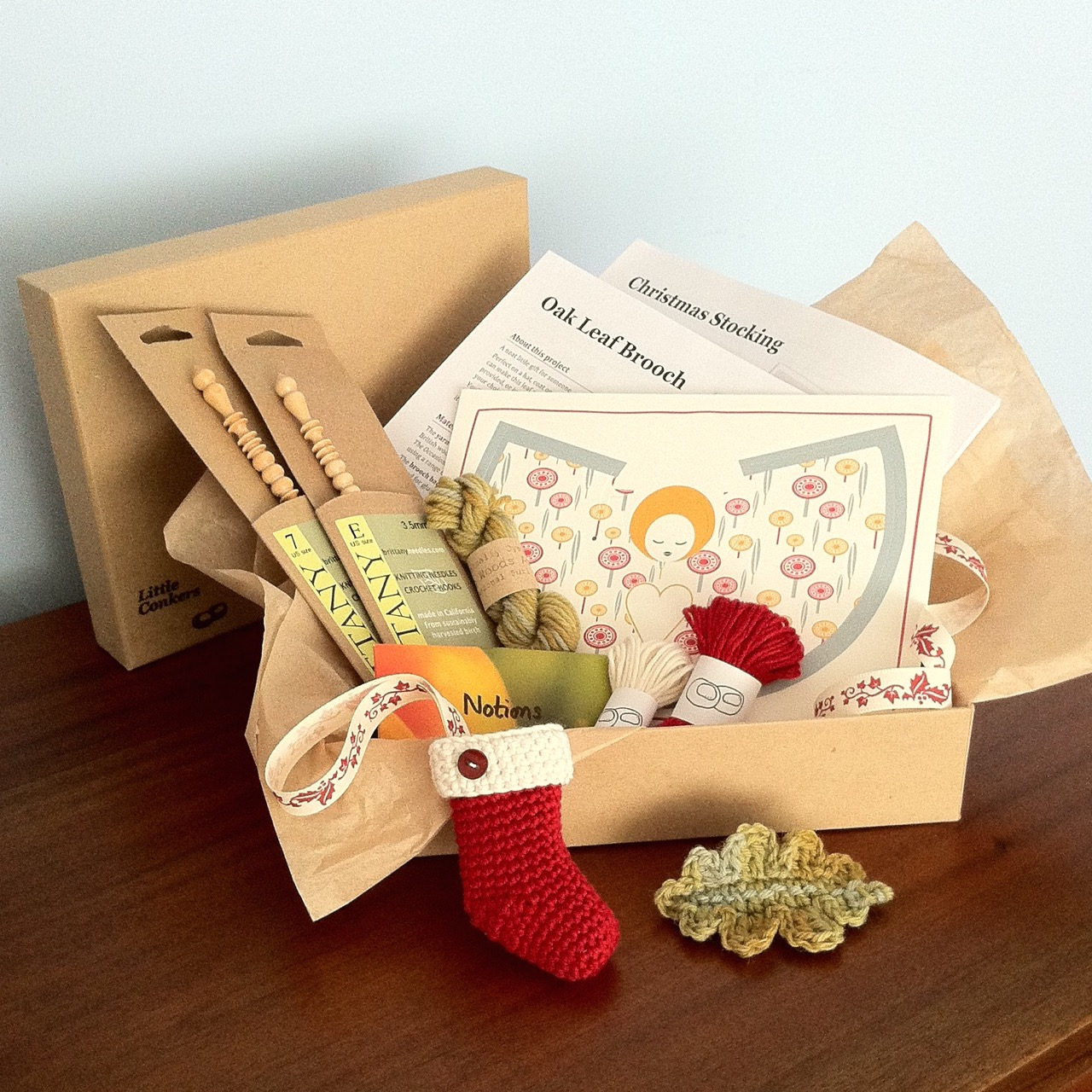Little Conkers Craft Coffer