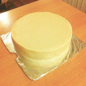 Christmas Cake Icing