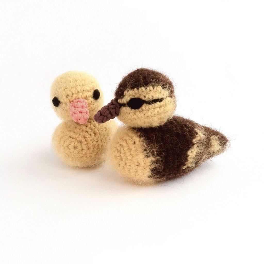 Little Conkers Duckling Crochet Pattern