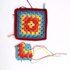 Little Conkers Granny Square Designs