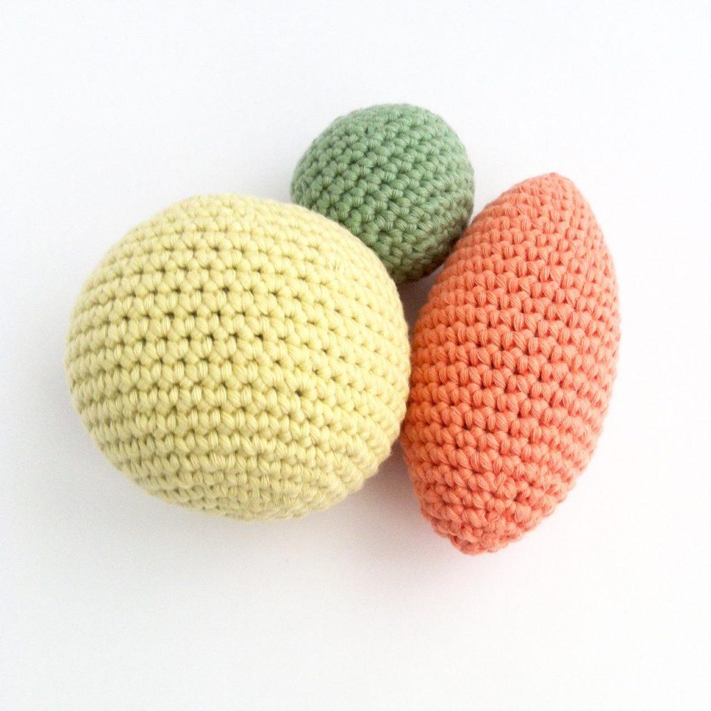 Crochet Shapes Pattern