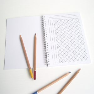 Crochet Colouring Book