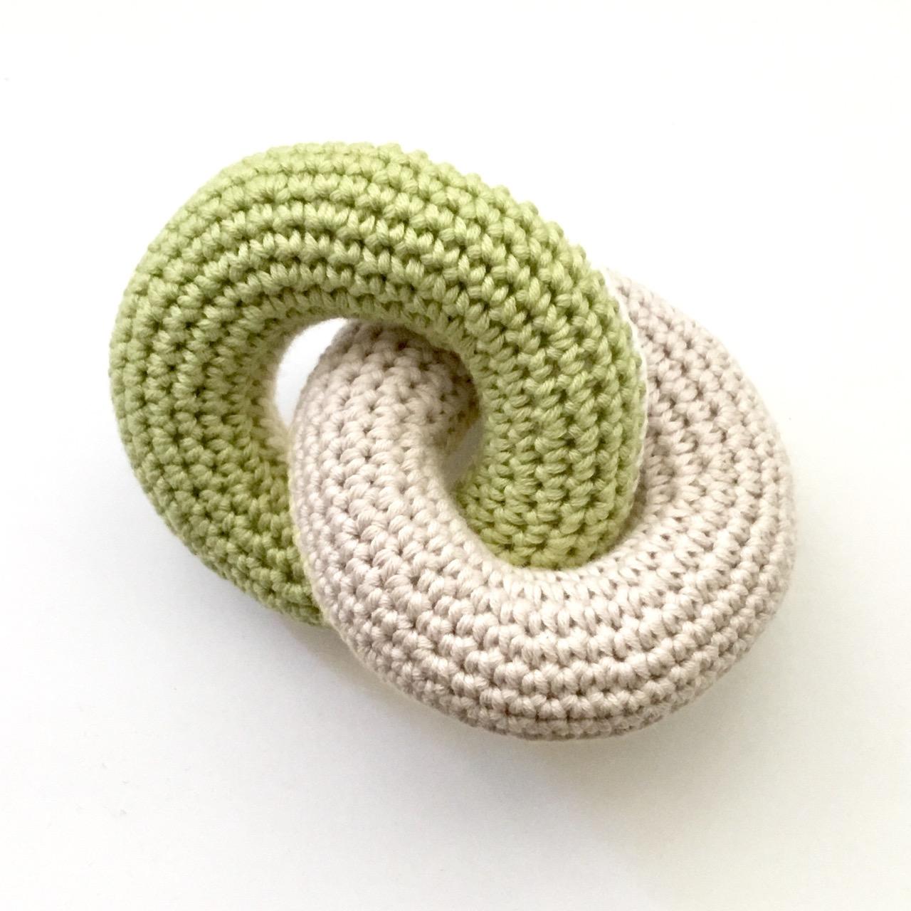 Linked Rings Crochet Pattern