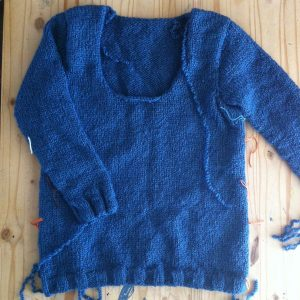 Drops Design Garn Studio Ginny Sweater