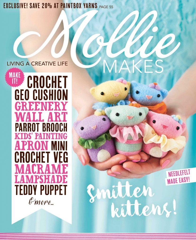 Mollie Makes Mini Crocheted Vegetables