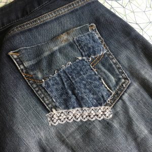 Visible Mending Boro Sashiko