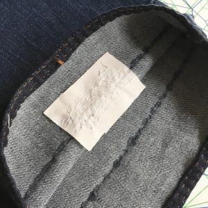 Altering the hem on your Jeans