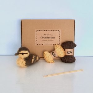 Duckling Crochet Kit
