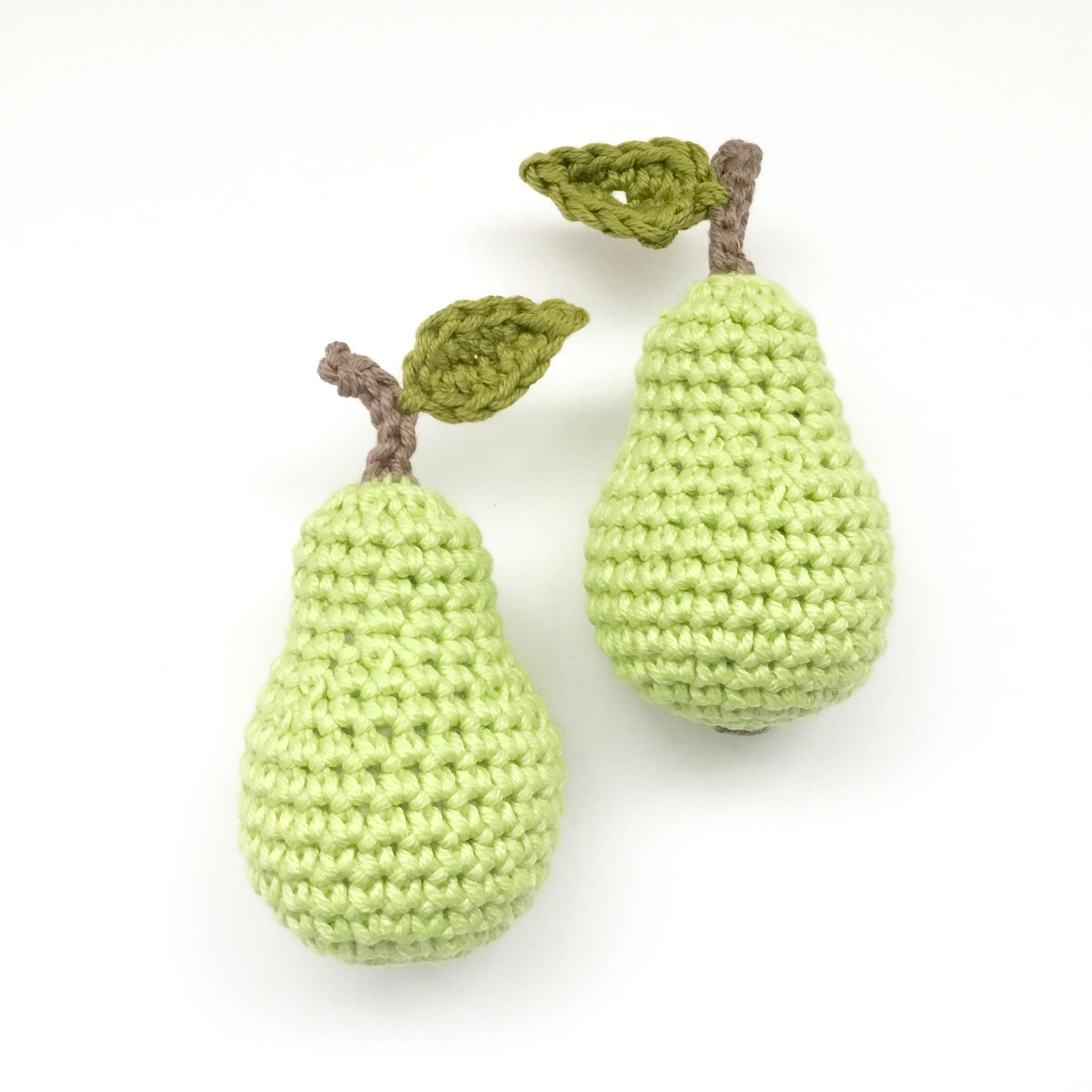 Partridge in a Pear Tree Crochet Pattern