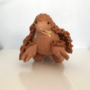Crochet Pangolin