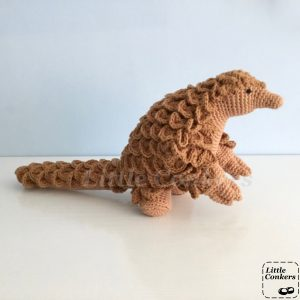 Crochet Pangolin
