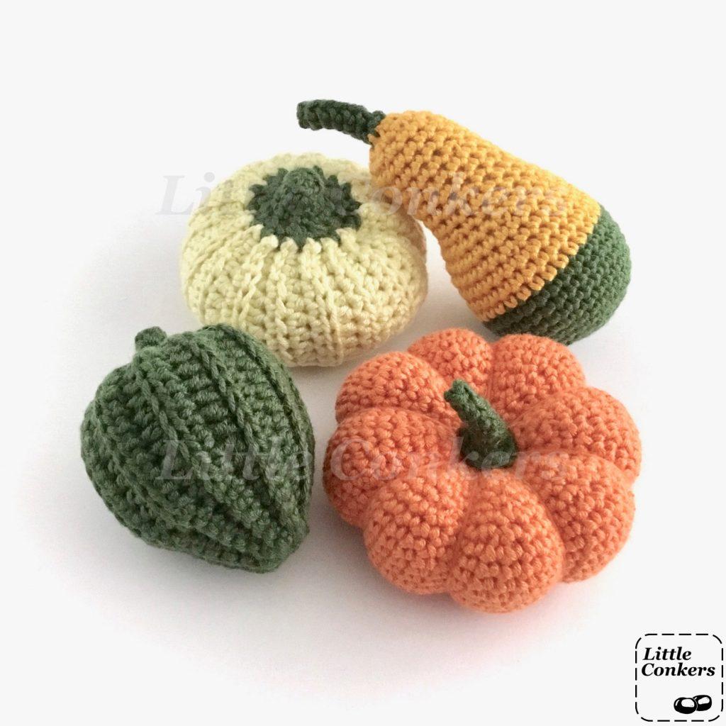 Handmade Decorative Gourds and Pumpkin Ornaments