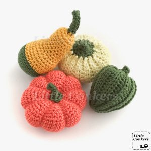 Handmade Decorative Gourds and Pumpkin Ornaments