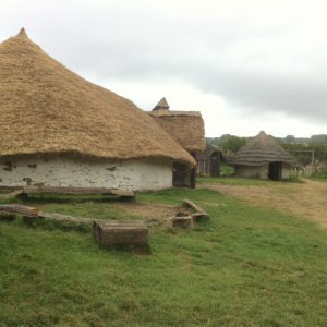 Butser Ancient Farm Iron Age Round House