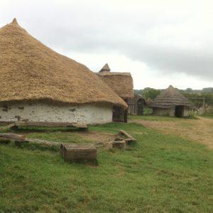 Butser Ancient Farm Iron Age Round House
