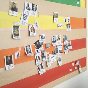 History Studies with Timeline