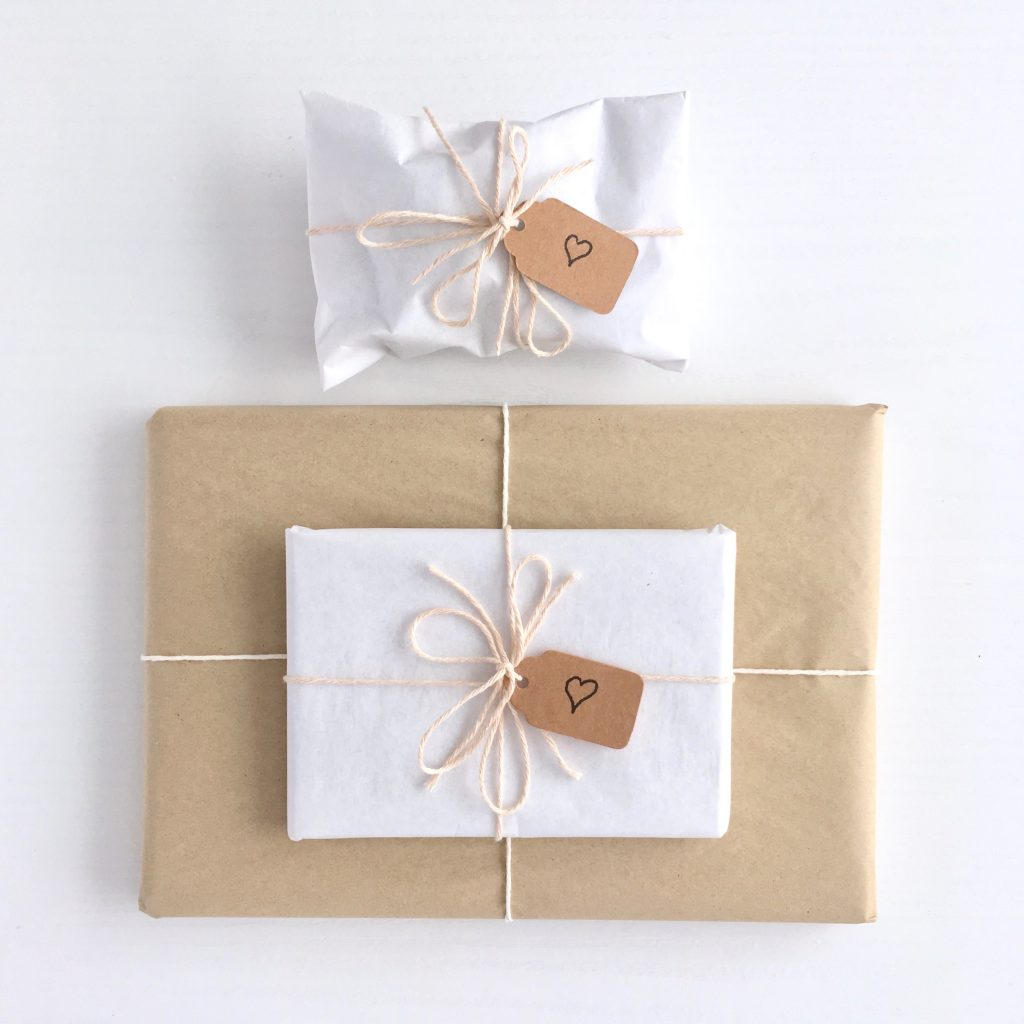 Eco-friendly Gift-wrapping for Etsy Products