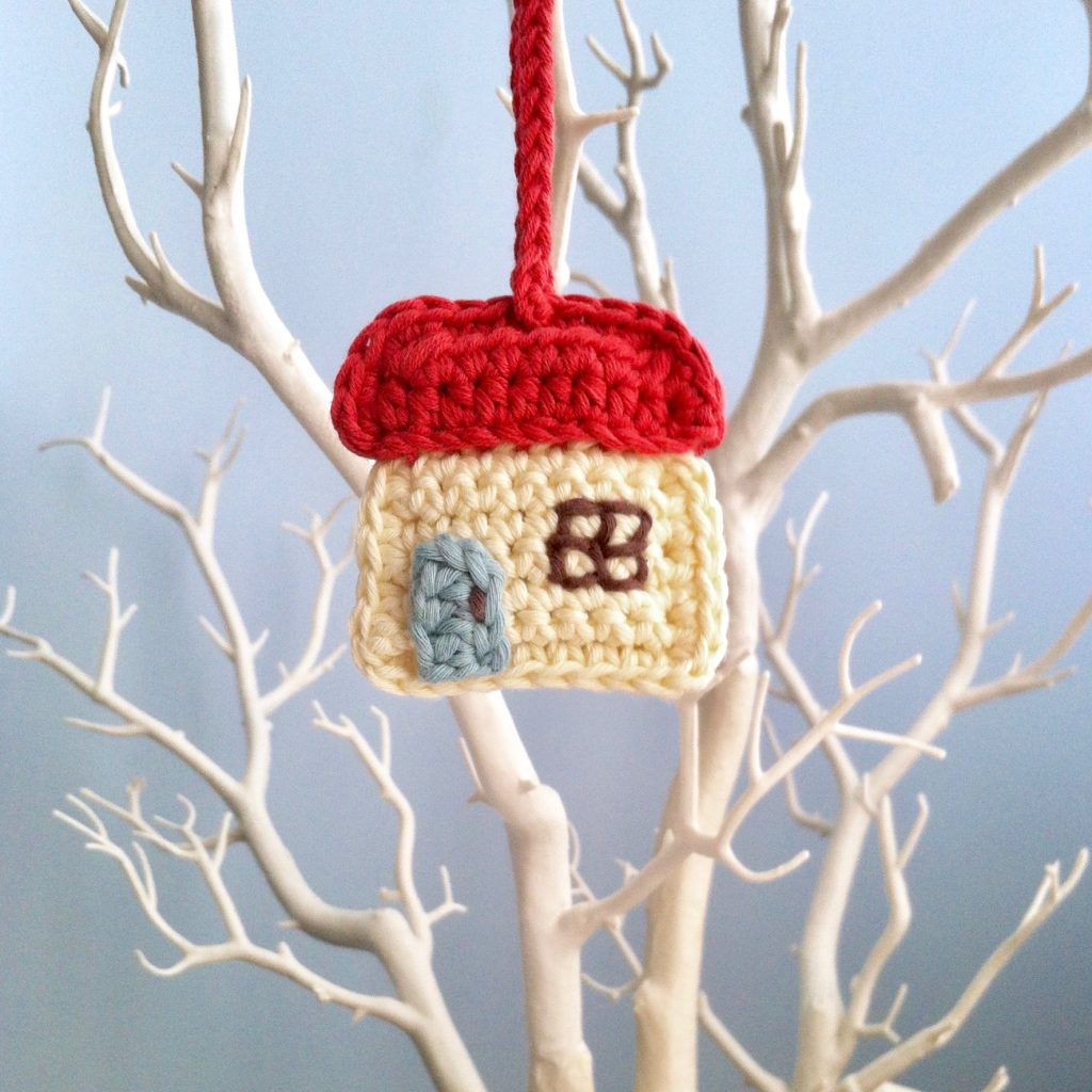 Little House Crochet Pattern