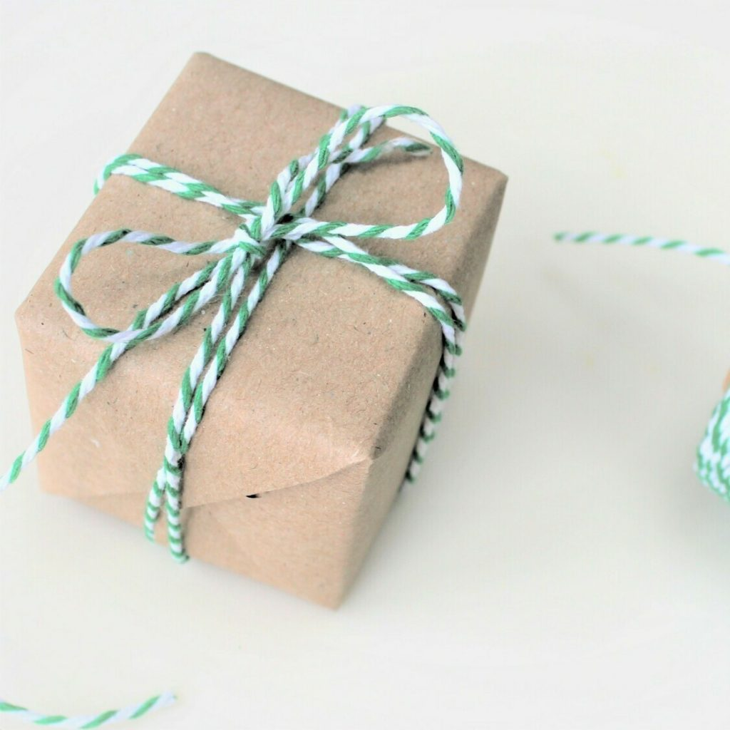 Eco-friendly Gift-wrapping