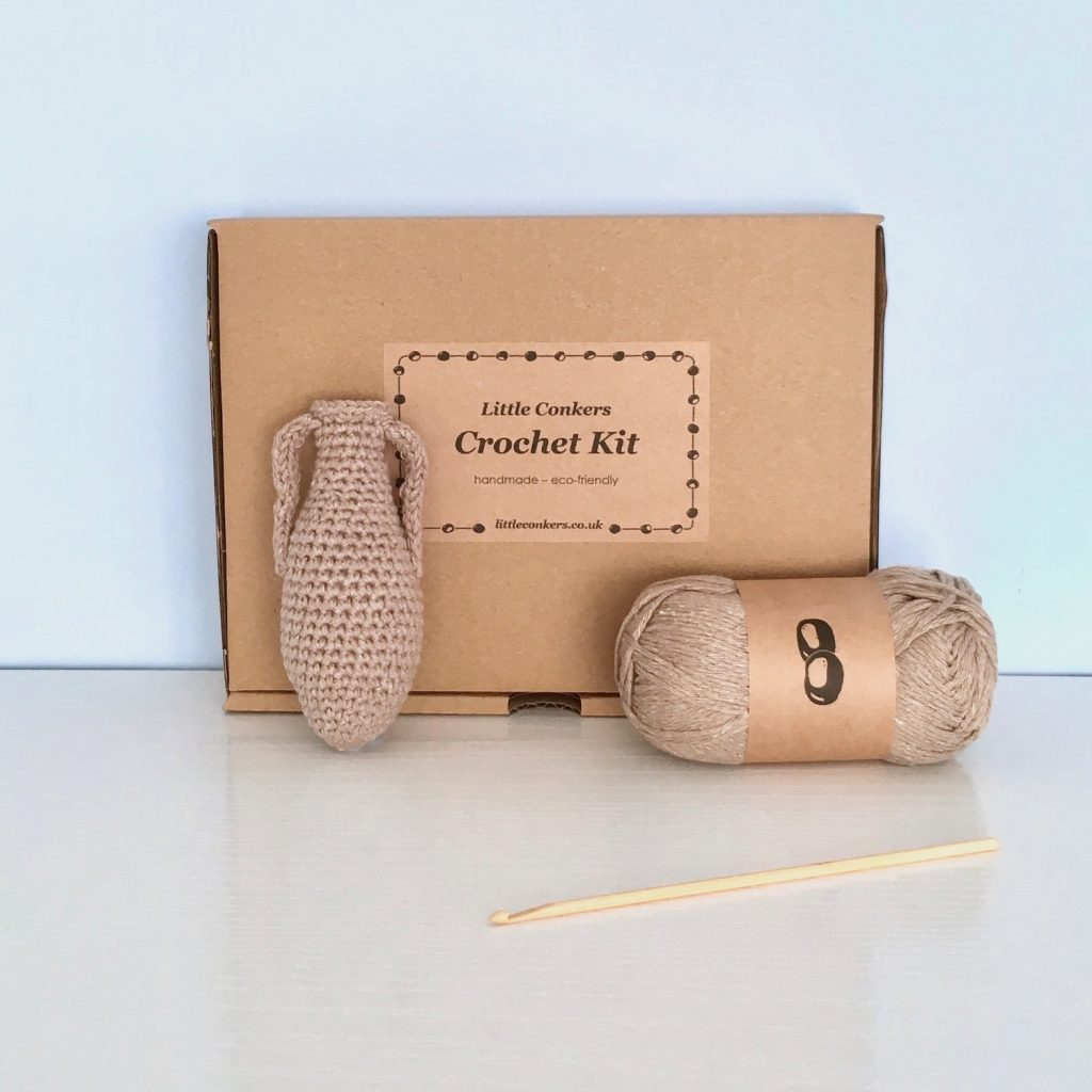 Amphorae Crochet Kit
