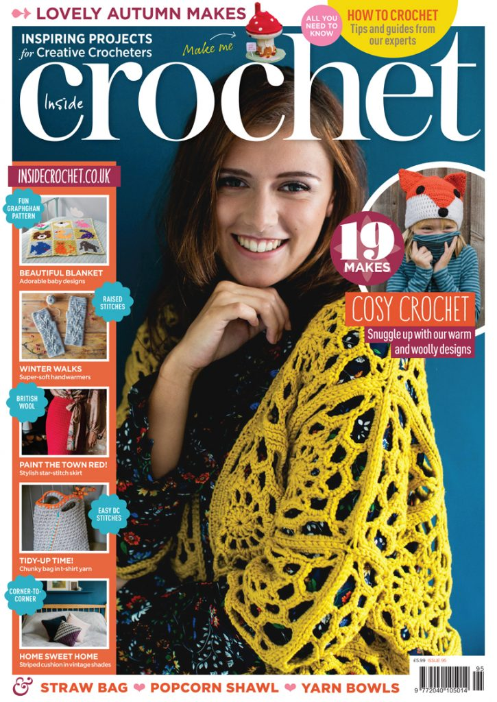 Inside Crochet Issue 95