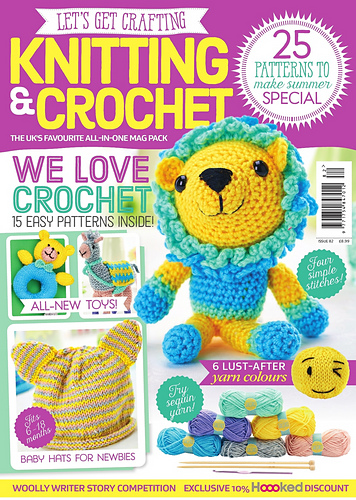 Let's Get Crafting Issue 82