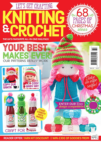Let's Get Crafting Issue 84